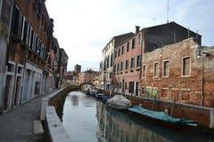Canal in Venice Stock Photos