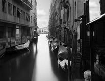 Canal in Venice. Stock Photos