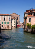 A canal in Venice Royalty Free Stock Photography