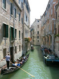 Canal, Venice Stock Images