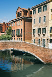 Canal in Venice, Italy Royalty Free Stock Photo