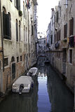 Canal in Venice,Italy Stock Image