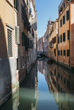 Canal in Venice, Italy Stock Photos