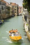 Canal, Venice, Italy Royalty Free Stock Image
