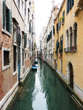 A canal in Venice, Italy Royalty Free Stock Images