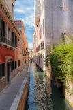 Canal in Venice Italy Royalty Free Stock Images