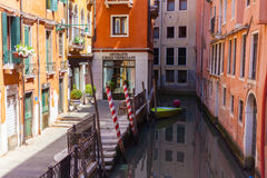 Canal in Venice, Italy Stock Photography