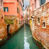 Canal in Venice Royalty Free Stock Photography