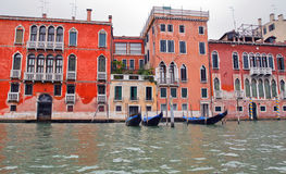 Canal in Venice Stock Photography
