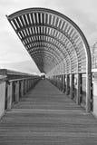 Canale calmo di Pra, Genova immagini stock