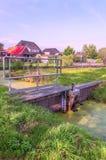 Canale dell'Olanda Immagini Stock Libere da Diritti