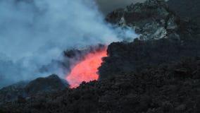 Canale della lava archivi video