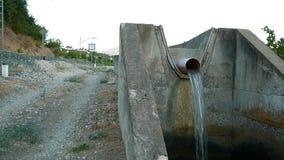 Canale di Irregation Immagine Stock Libera da Diritti