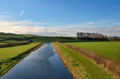 Canale di Lancaster fotografia stock