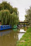 Canale di Oxford Fotografia Stock