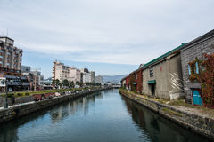Canale di Romatic Immagine Stock