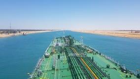 canale di Suez immagine stock libera da diritti