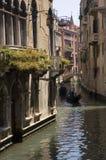Canale di Venezia Immagini Stock Libere da Diritti