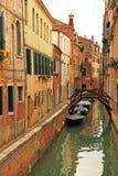 Canale di Venezia immagine stock libera da diritti