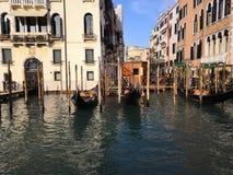 Canale gran a Venezia fotografie stock libere da diritti