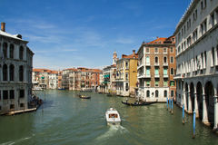 Canale Grande Stock Image