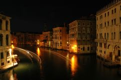 Canale Grande stock images