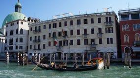 canale grande Venice obrazy royalty free