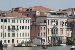 Canale Grande, Venice, Italy Stock Image