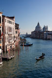 Canale Grande. Venice. Italy. Royalty Free Stock Image