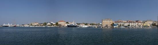 Canale navigabile di Zadar immagine stock libera da diritti