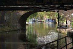 Canale reggente del ` s - Londra - il Regno Unito fotografie stock