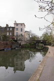 Canale reggente del ` s - Londra - il Regno Unito fotografie stock libere da diritti