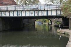 Canale reggente del ` s - Londra - il Regno Unito immagine stock