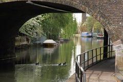 Canale reggente del ` s - Londra - il Regno Unito fotografia stock