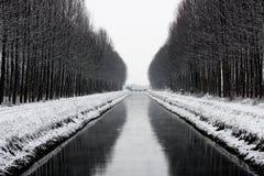 canale vacchelli Arkivfoto