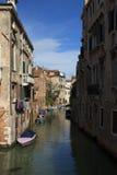Canale a Venezia Immagine Stock