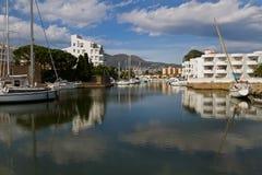 Canales de Rosas, Spanien Stockfoto