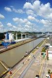 Canaleta de Panamá Fotografia de Stock