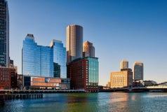 Canaleta do ponto do forte de Boston Imagens de Stock