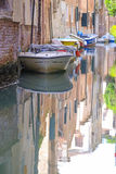 Canaleta em Veneza Imagens de Stock Royalty Free