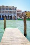 Canaleta em Veneza Fotografia de Stock