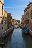 Canaleta pequena em Murano Fotografia de Stock Royalty Free