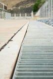 Canaletti di scolo Fotografia Stock Libera da Diritti