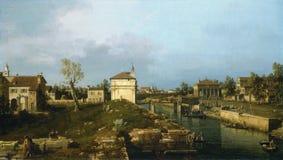 Canaletto, Venetiaan 3 stock foto