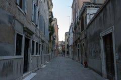 Canali di Venezia Immagini Stock Libere da Diritti