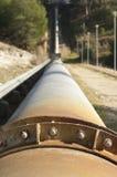 Canalisation de l'eau Images libres de droits