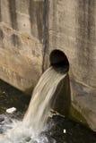 Canalization lizenzfreie stockbilder