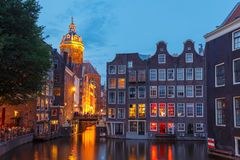 Canals of Amsterdam. Stock Image