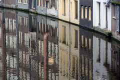 Canals in Amsterdam Royalty Free Stock Photography