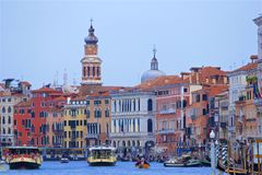 Canals of Venice, Italy Royalty Free Stock Image